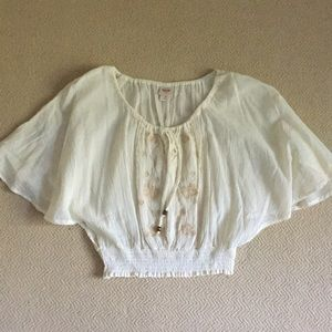 Mossimo Supply Co. Tops - Target boho blouse